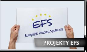 Projekty EFS